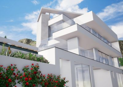 Residential no.1 (HL)